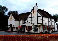 Christmas menus  : The White Hart Winkfield